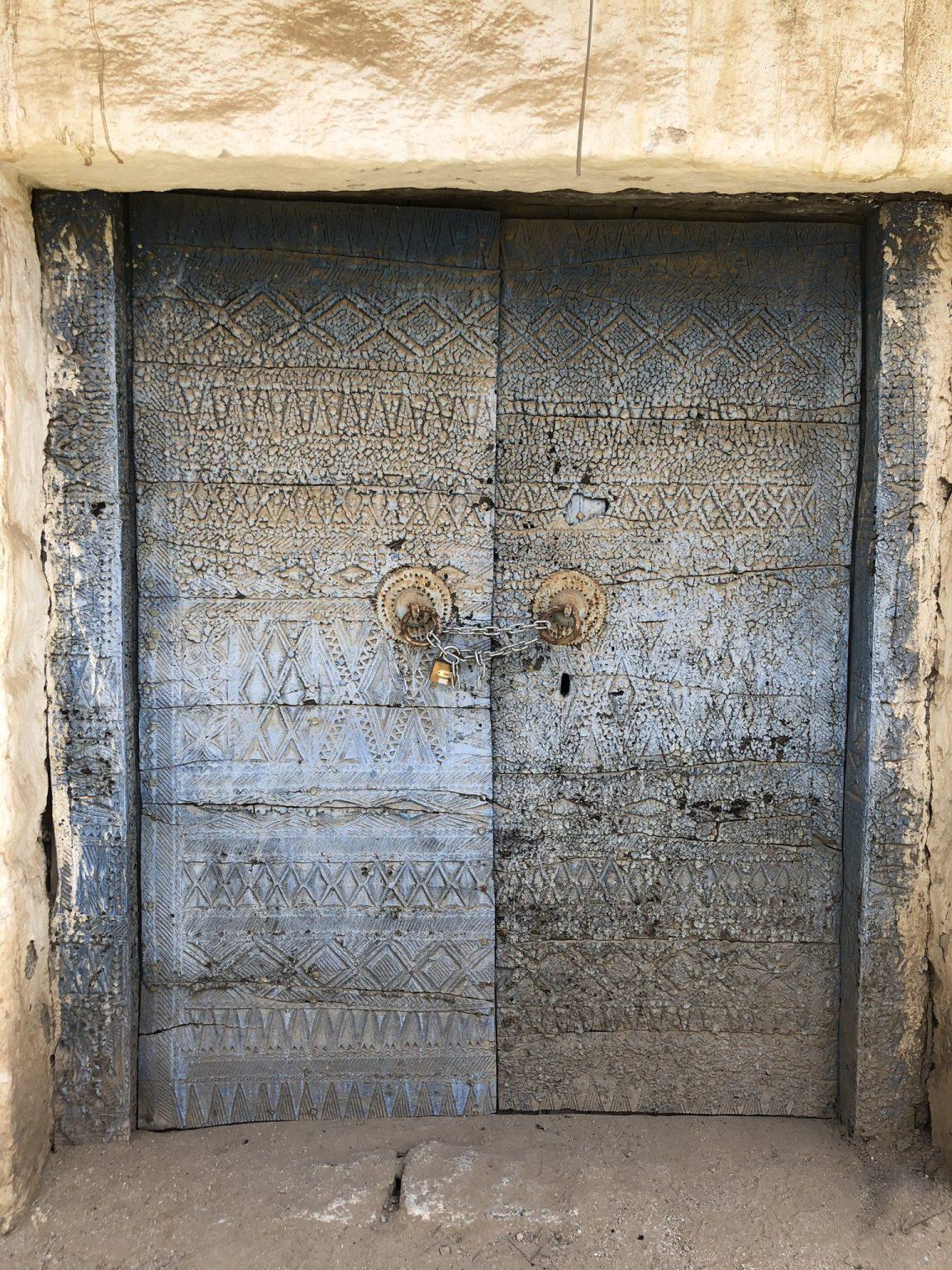 قصر بن كدسه التاريخي بمنطقة الباحة